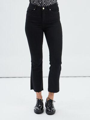 Pantalon flare Mosquito noir femme