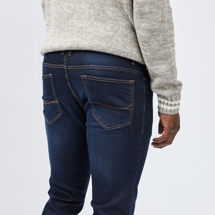 Jeans skinny homme denim brut