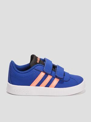 Tennis Adidas bleu garcon