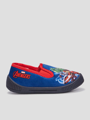 Chaussons Avengers multicolore garcon
