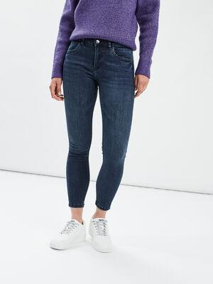 Jeans skinny Creeks denim brut femme