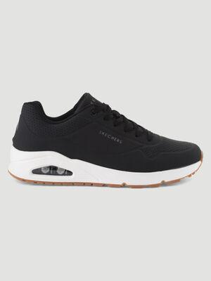 Runnings Skechers UNO noir homme