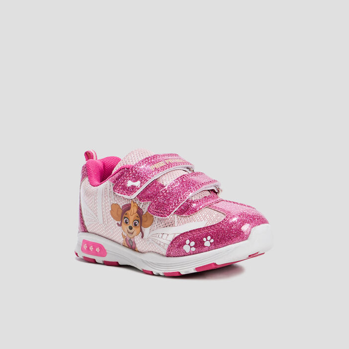 Runnings Paw Patrol fille rose