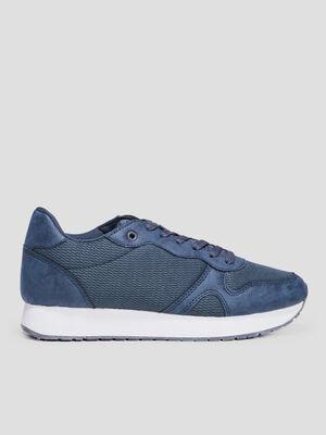 Runnings Creeks bleu femme
