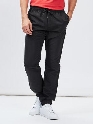 Pantalon jogging noir homme