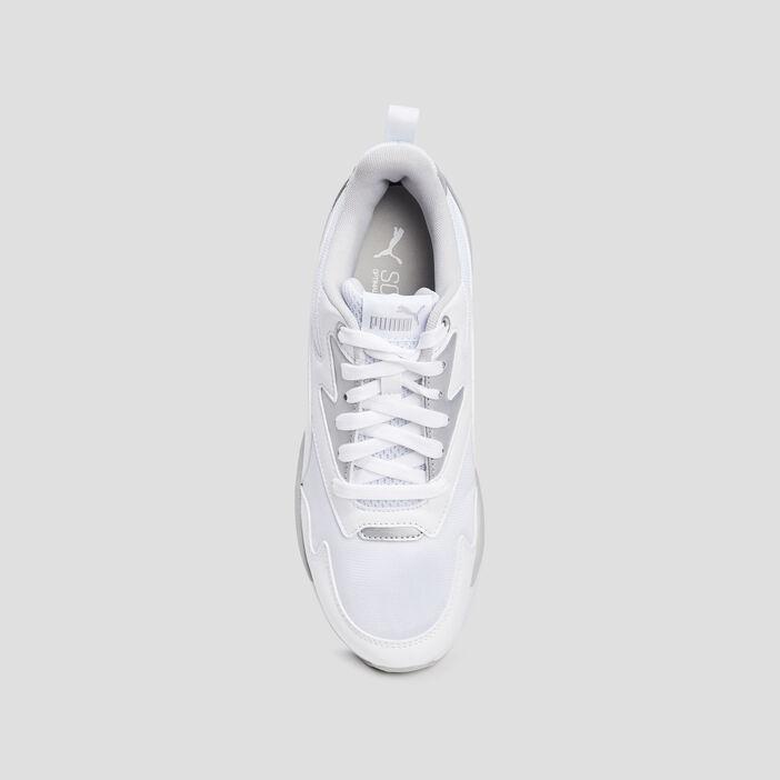 Baskets running Puma femme blanc