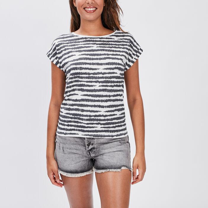 T-shirt Liberto femme ecru