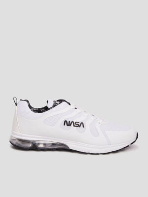 Runnings NASA blanc homme