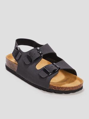 Sandales Trappeur gris garcon