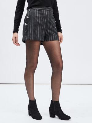 Short ample a pont noir femme