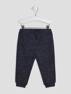 Jogging avec poches bleu bebeg