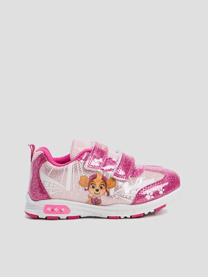 Runnings Paw Patrol rose fille