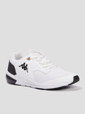 Runnings Kappa blanc homme