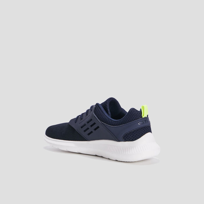 Baskets running Creeks homme bleu