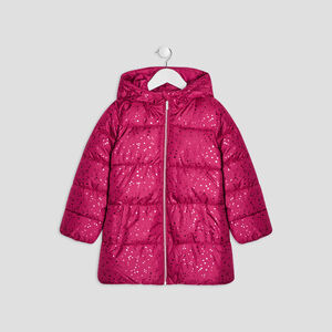 Manteau Blouson /à Capuche Enfant Fille Trench-Coat Blazer Hiver Chaud /Épaissie Doudoune Veste Manche Longue pour 2-4 Ans B/éb/é