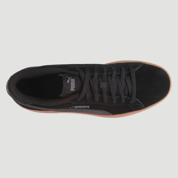 Tennis cuir Puma SMASH V2 homme noir