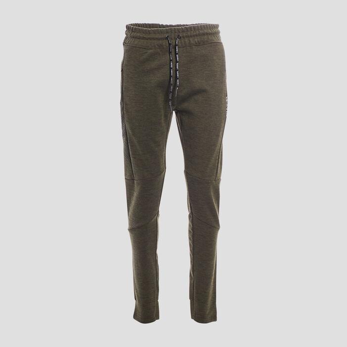 Pantalon jogging Liberto homme vert kaki