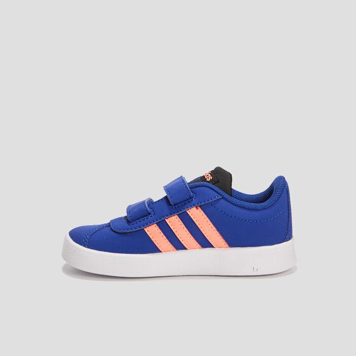 Tennis Adidas garçon bleu