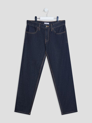 Jeans regular denim brut garcon