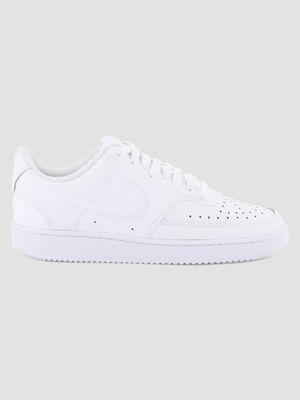 Runnings Nike COURT VISION blanc femme