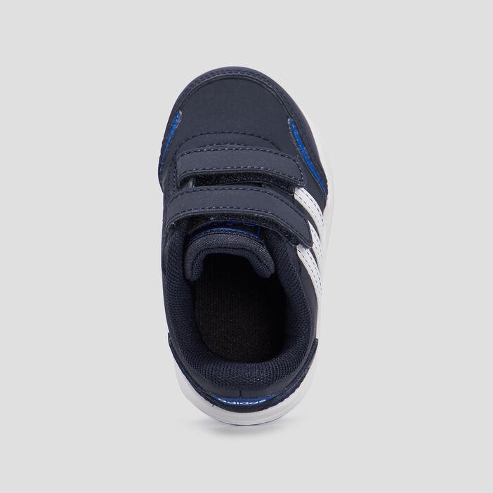Baskets plates Adidas bébé garçon noir