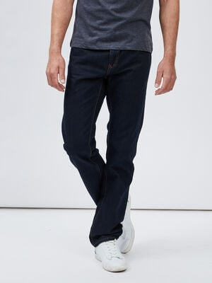 Jeans regular denim blue black homme