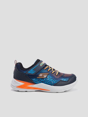 Baskets running Sketcher bleu marine garcon