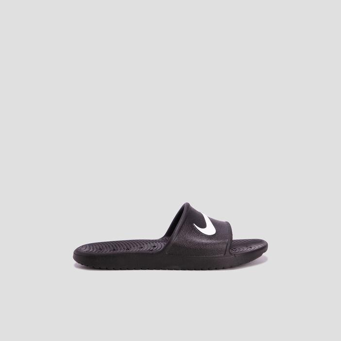 Claquettes Nike homme noir