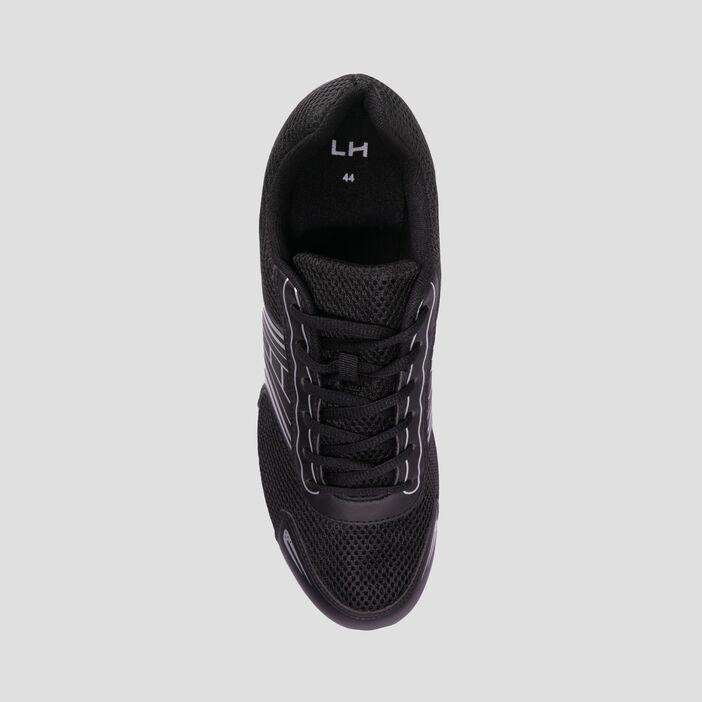 Baskets running homme noir