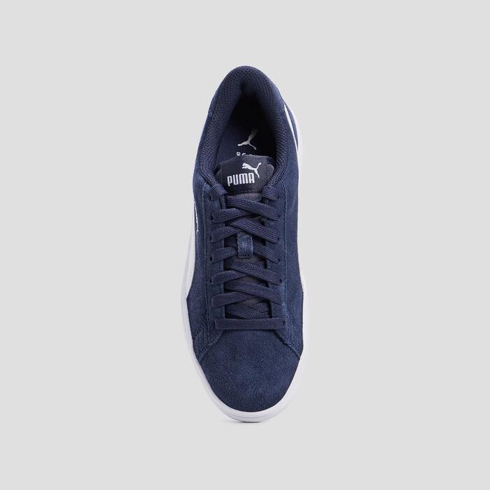 Tennis en toile Puma garçon bleu