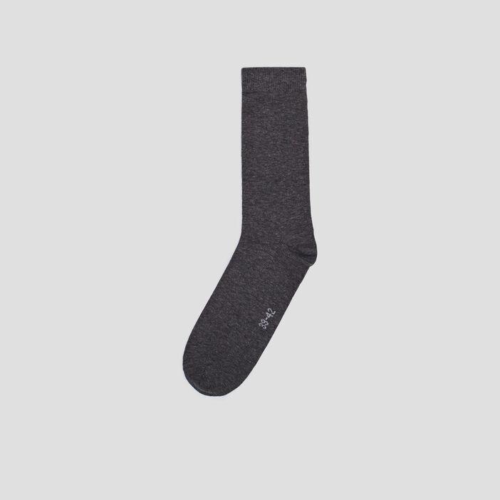 Chaussettes homme noir