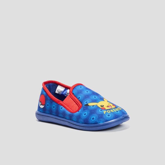 Chaussons Pokémon garçon bleu