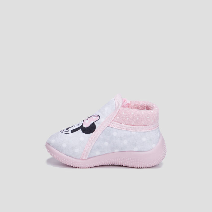 Chaussons Minnie  gris