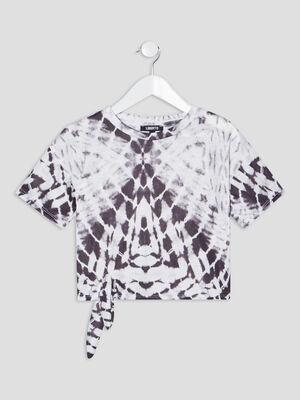 T shirt Liberto blanc fille