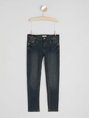 Jeans slim denim dirty garcon