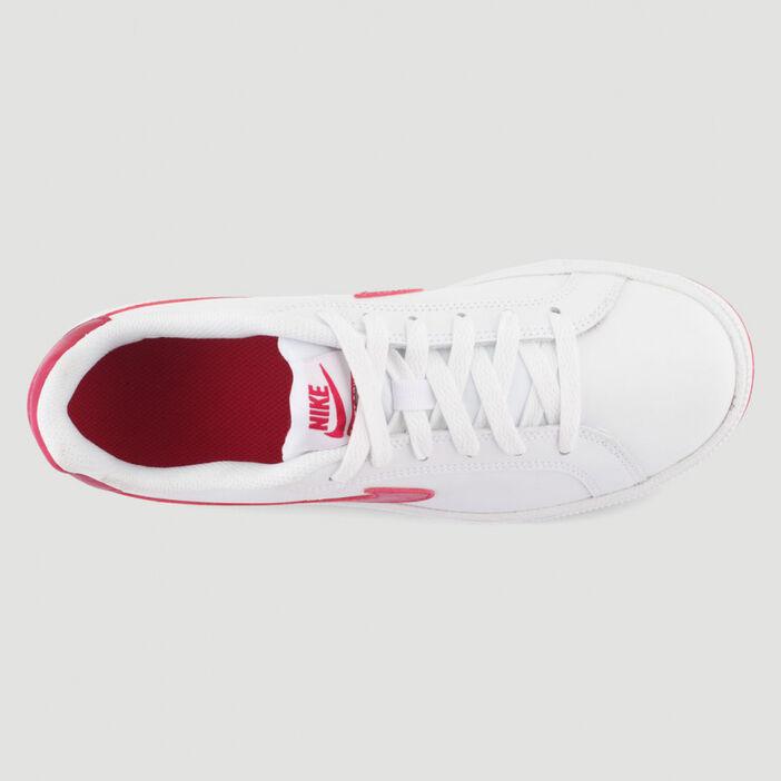 Tennis Nike COURT ROYALE femme blanc