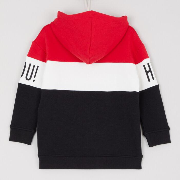 Sweatshirt Minnie à capuche fille multicolore