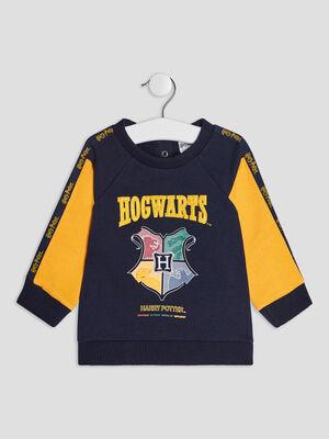 Sweat Harry Potter bleu marine bebeg