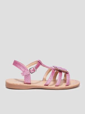 Sandales Liberto rose fille