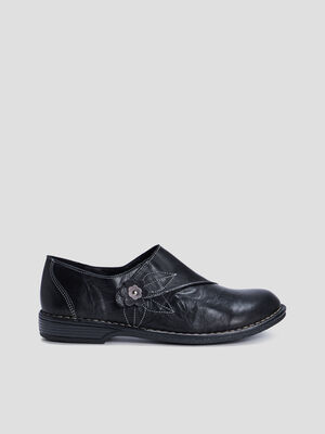 Chaussures Walking noir femme