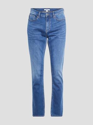 Jeans regular stretch denim stone homme