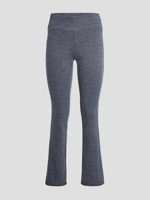 Leggings flare taille standard gris femme