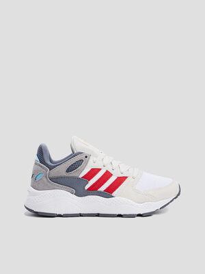 Runnings Adidas gris garcon