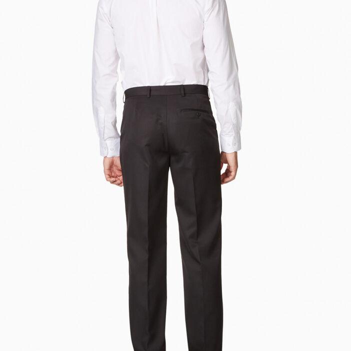 Pantalon de ville homme noir