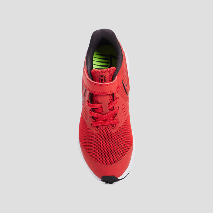Runnings Nike garçon rouge