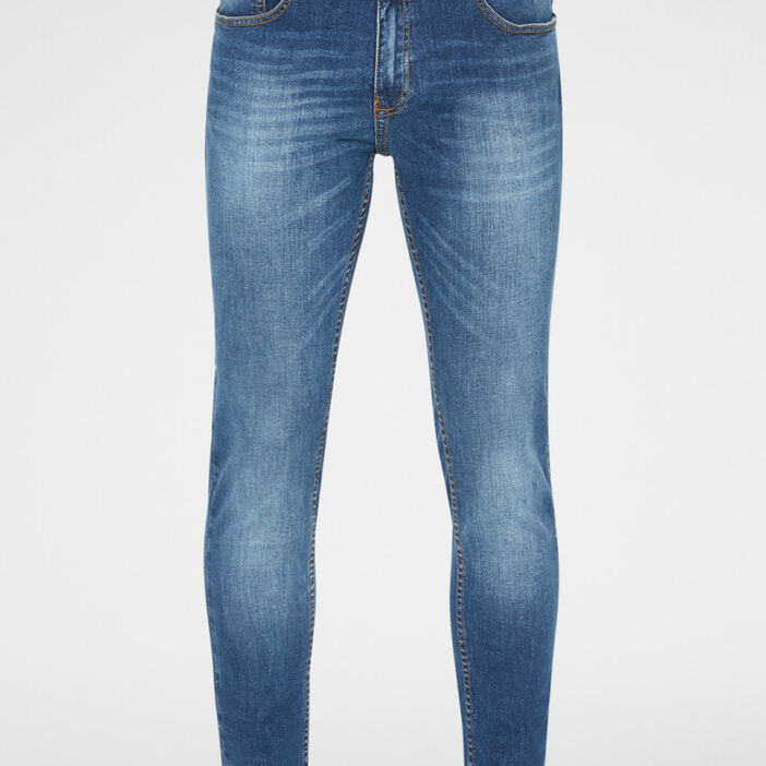 Jeans slim homme denim double stone