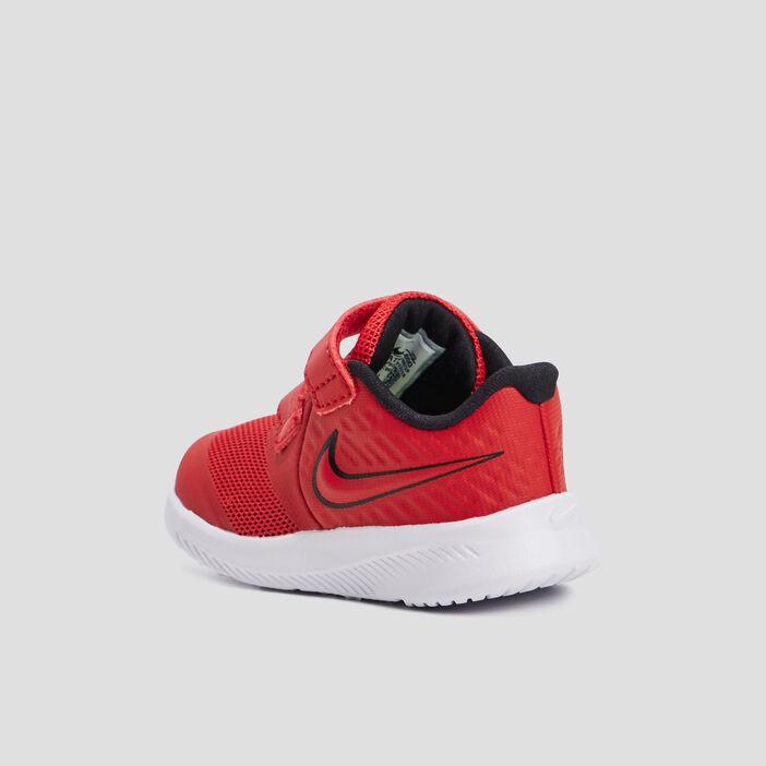 Runnings Nike bébé garçon rouge
