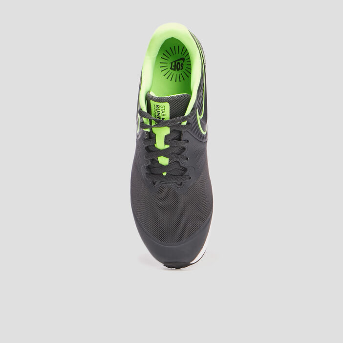 Runnings Nike garçon gris