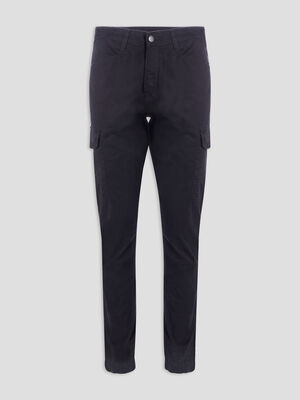 Pantalon battle noir homme