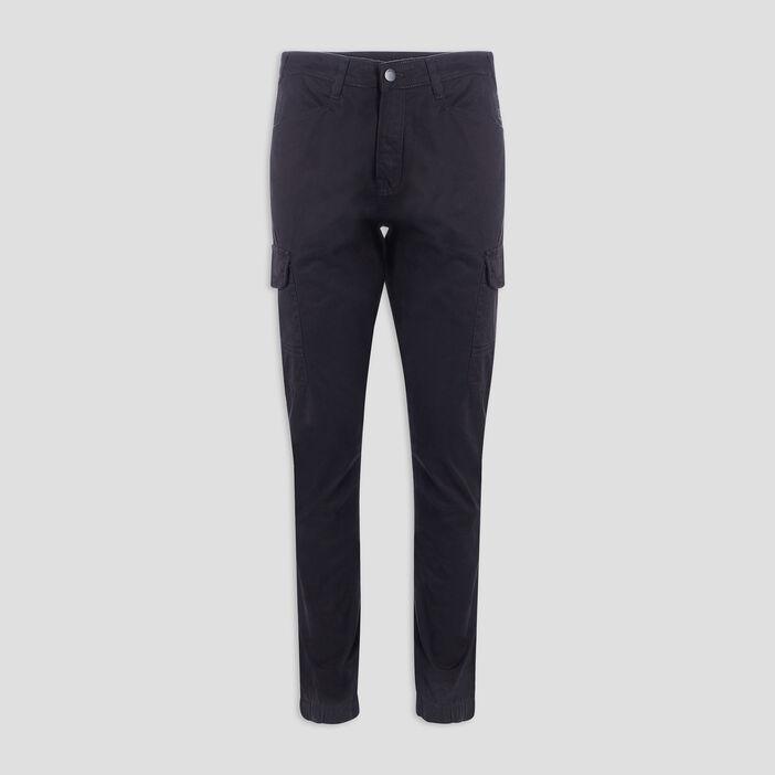 Pantalon battle homme noir